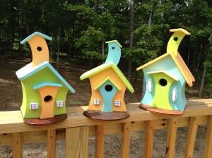 Wonderland Birdhouses